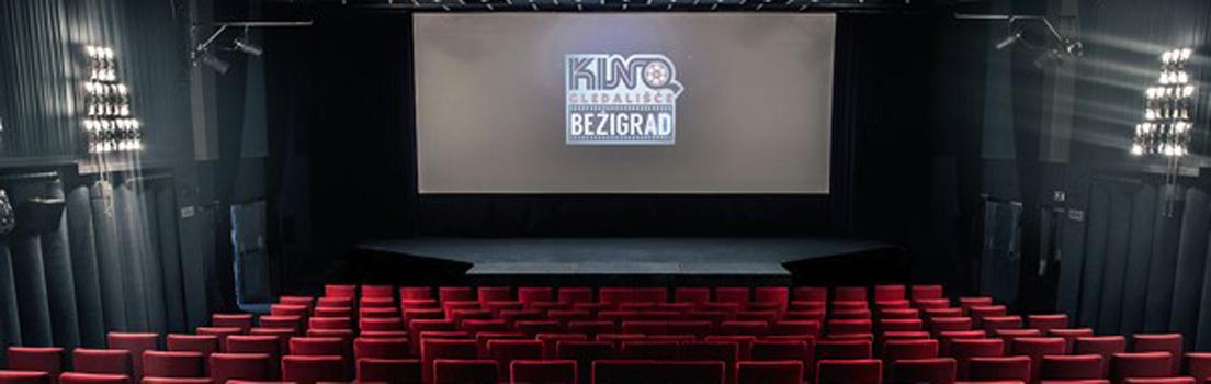 Kino Bežigrad - nova lokacija